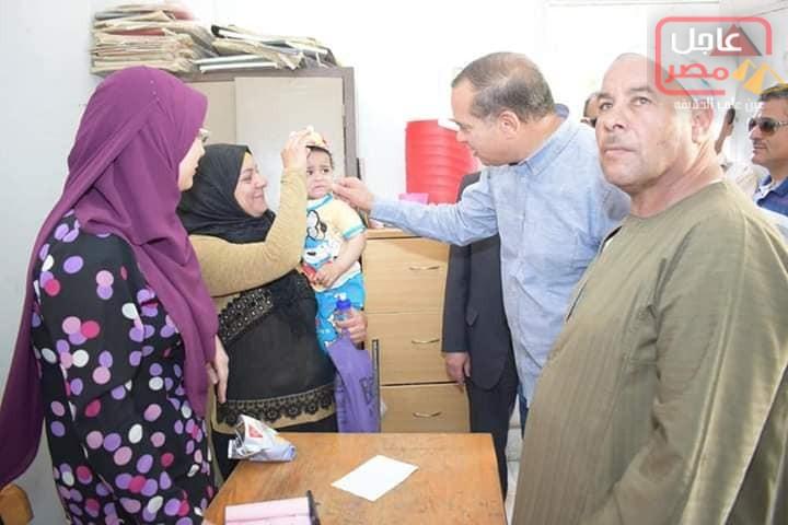 Photo of قافلة طبية من جامعة سوهاج كشفت وعالجت ٥٨٩ مواطن بساقلتة.
