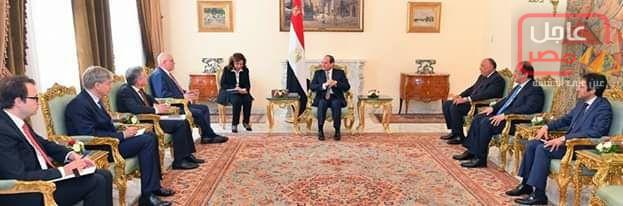 صورة اهمية تفويض التدخلات الخارجية فى ليبيا لمنع تهريب السلاح منها لجماعات الارهاب