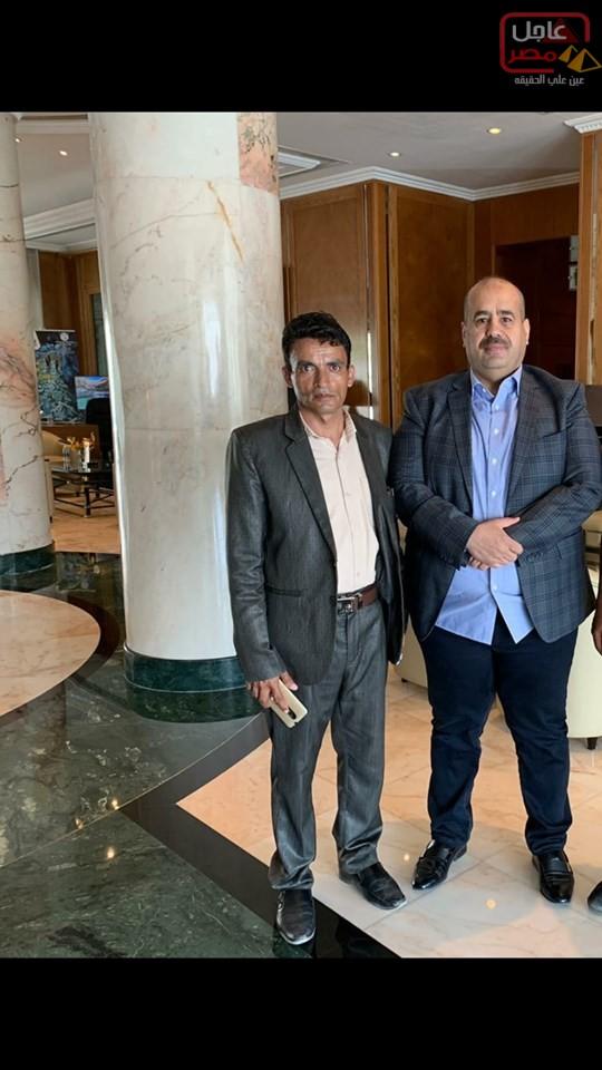 صورة الأكاديمية العالمية للسلام تكرم المناضل الكبير ياسر اليماني بشهادة الدكتورية الفخرية،وتعينه سفيرا للسلام العالمي