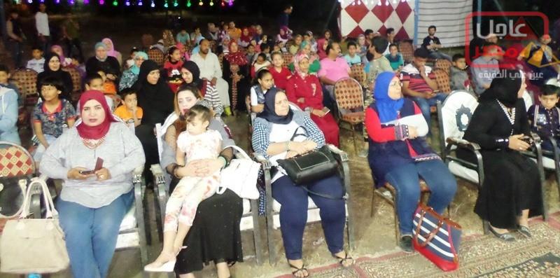 صورة بالصور ..تواصل فعاليات ليالى رمضان الثقافية ببرج العرب لليوم الثانى على التوالى