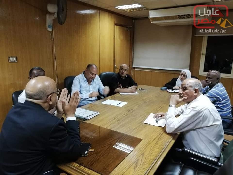 Photo of يوسف يجتمع بقيادات مديرية الصحة لمناقشة عدد من الملفات الهامة