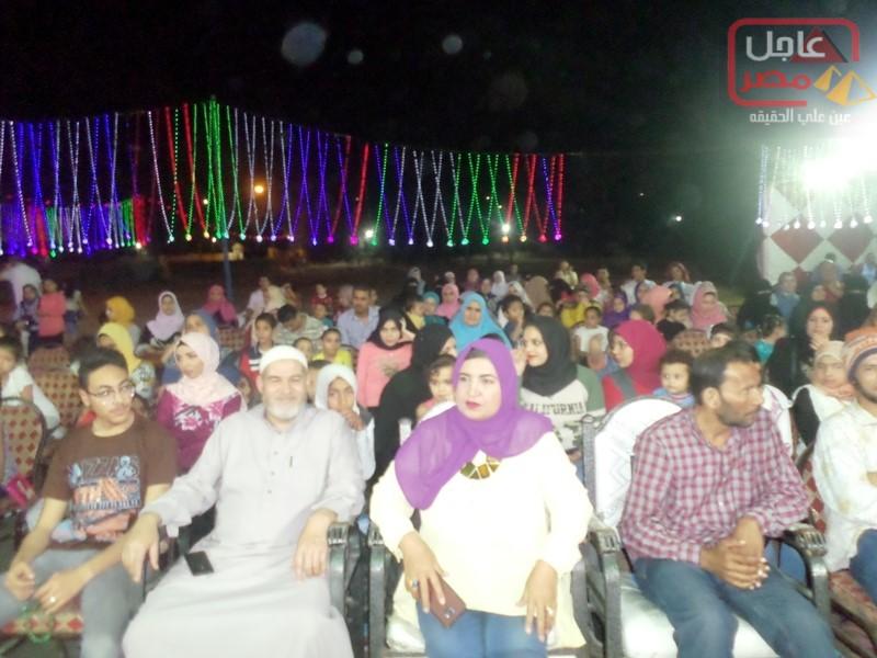"""صورة بالصور …""""الحرية للموسيقى العربية"""" تحيى سابع ليالى رمضان الثقافية ببرج العرب"""