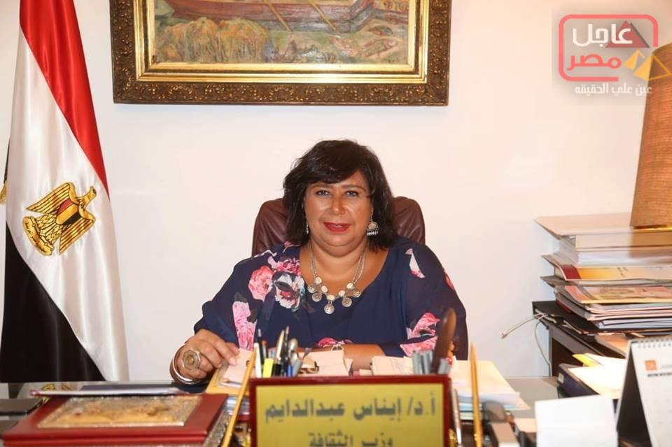 صورة عبد الدايم : البينالى هدية مصر إلى أطفال العالم