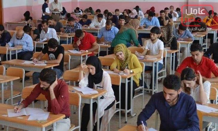 صورة وقعة لا تليق إنسانيا في جامعة المنصورة