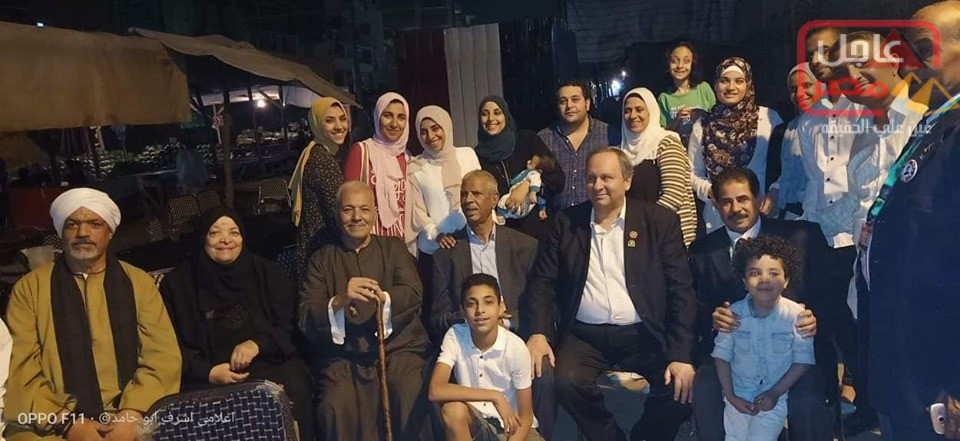 Photo of عاجل مصر الاخبارية في ضيافة السادة الاشراف بحلوان…