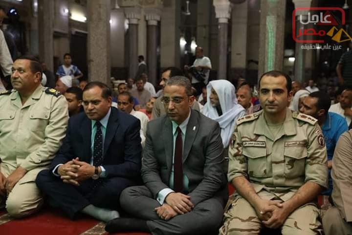 """Photo of الانصاري يشهد إحتفالية ذكرى """"ليلة القدر """""""