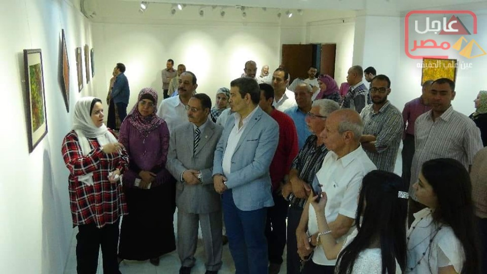 Photo of معرض تربية فنية المنيا