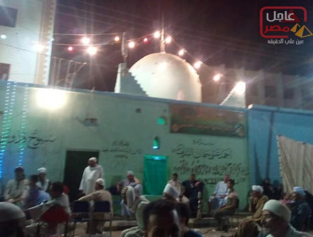 Photo of اللية الختاميه لمولد الشيخ احمد سليمان