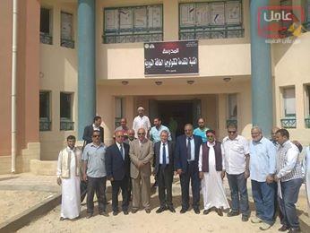 Photo of وكيل أول وزارة التربية والتعليم بمطروح يقول:
