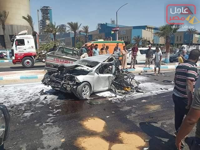 Photo of عاجل – حادث مروع بطريق السويس