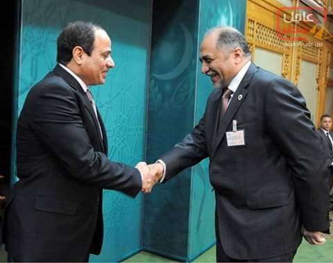 صورة المشيخة العامة للطرق الصوفية تهينئ مصر والمصريين بعيد ثورة 30 يونيو