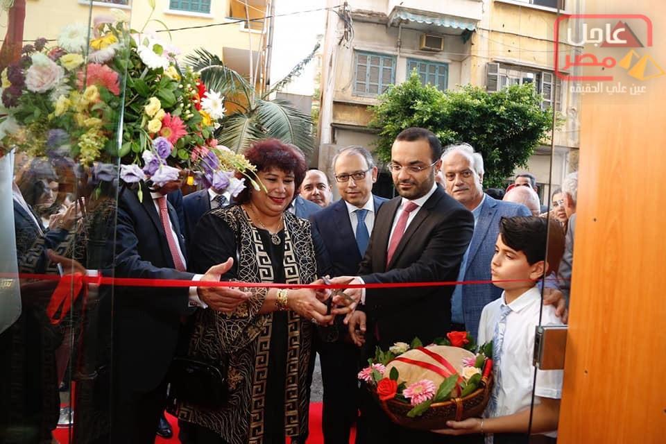 Photo of * وزيرا ثقافة مصر ولبنان افتتحا فرع الهيئة العامة للكتاب ببيروت