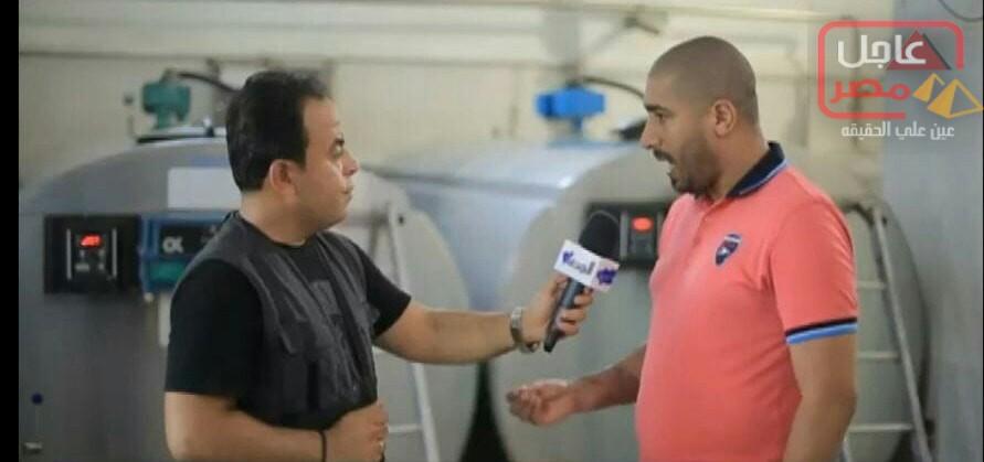 Photo of عزوف المصانع الكبرى عن شراء ألبان صغار المنتجين يهدد الثورة الحيوانية