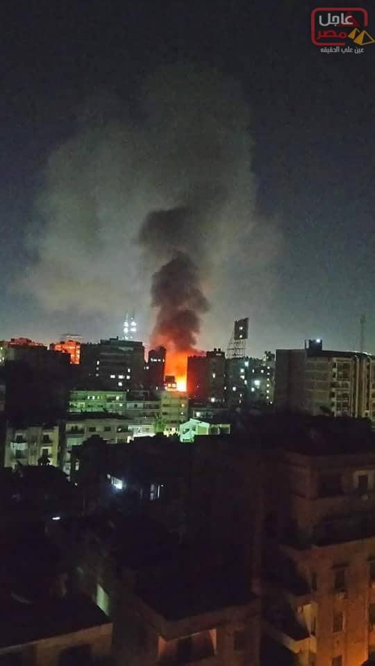 Photo of عاجل / إنفجار كبل كهربائي