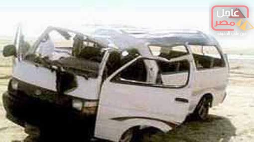 Photo of بالأسماء مصرع شخص وإصابة 12 آخرين في حادث تصادم سيارتين بقنا
