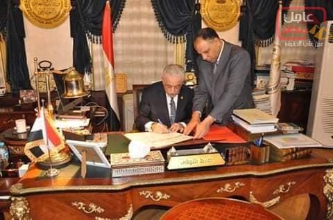 Photo of وزير التربية والتعليم يعتمد نتيجة الدور الأول لشهادة الثانوية العامة