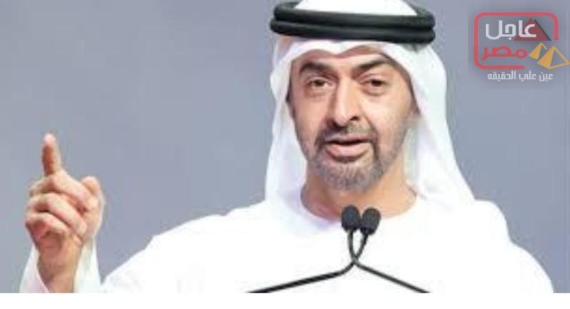 صورة الشيخ محمد بن زايد يتبرع بـ 50 مليون جنيه لمهعد الأورام