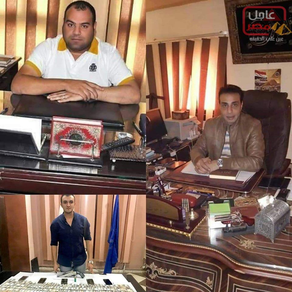 Photo of مباحث مركز المحله تتمكن من ضبط عاطل وبحوزته 3 فرش حشيش وسلاح نارى