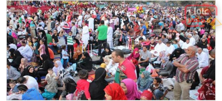 صورة مظاهر عيد الأضحى في مصر