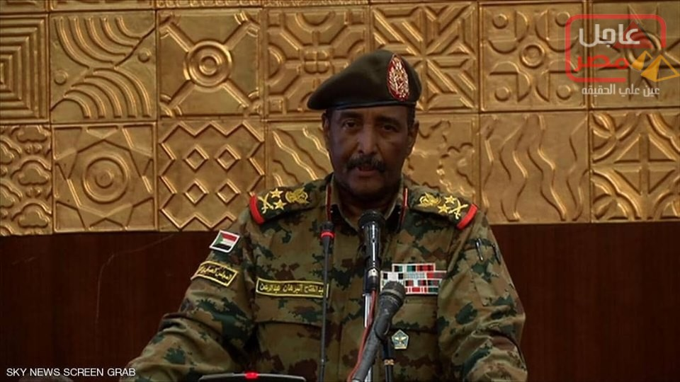 Photo of أنباء عن تولي البرهان رئاسة المجلس السيادي في السودان
