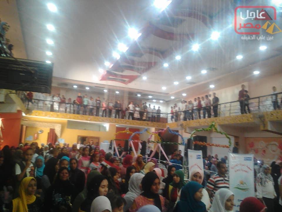 صورة أهل بلدي الخيرية تشارك في الحفل الختامي لمشروع مكافحة ختان الإناث