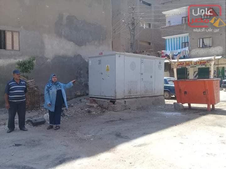 Photo of حملة نظافة مكبرة بمنطقة حي راشد والعمري ومحيط مدرسة حامد سليمان بسوهاج