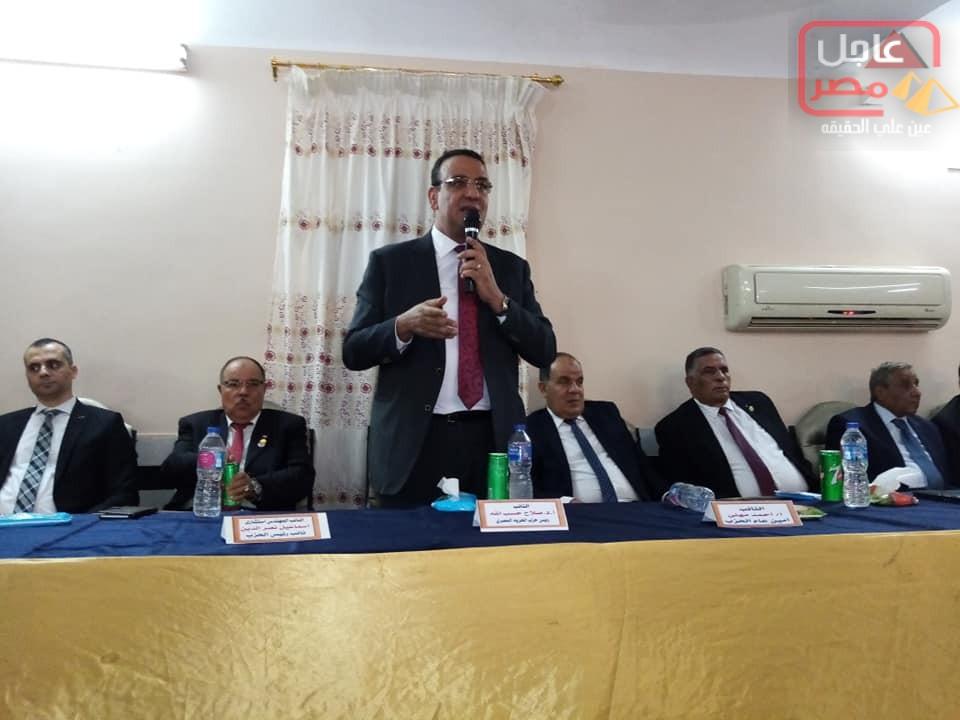 Photo of افتتاح مقر جديد لحزب الحرية المصرى بحلوان