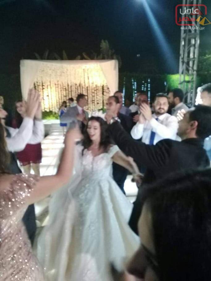 صورة موقع عاجل مصر تهنئ السفيرة* منى فهيم * لعقد زفاف كريمتها الانسة – مارينا سليمان