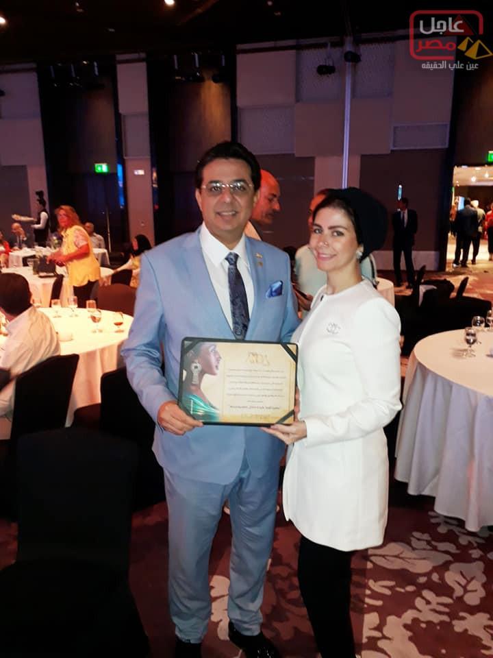Photo of تنصيب رجل الأعمال أسامة الخياط سفيرا لأوبرا عايدة بالأقصر