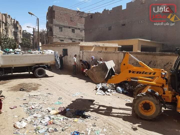 Photo of تكثيف حملات النظافة لإظهار المظهر الجمالي لمدينة ساقلتة
