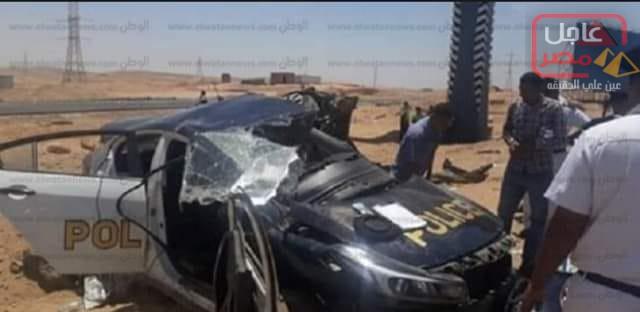 Photo of استشهاد ضابط وإصابة أمين شرطة خلال حملة لضبط متهم في قنا