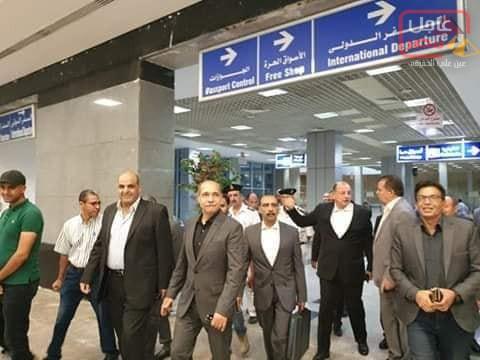 Photo of وزير الطيران المدنى يتفقد مطار شرم الشيخ الدولى قبل التشغيل التجريبى لمبنى الركاب2