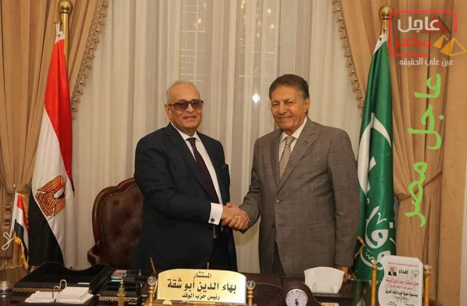 Photo of تعيين اللواء سعد الجمال مساعدًا لرئيس حزب الوفد