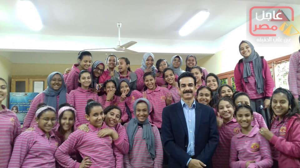 Photo of مركز مصادر التعلم بالسويس ينظم ندوة بعنوان التكنولوچيا سلاح ذى حدين