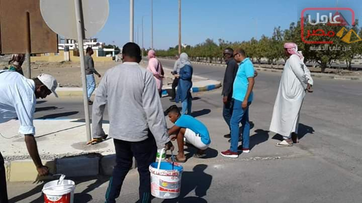 Photo of فعاليات اليوم الأول من مبادرة الجمعية المصرية العربية الدولية للتنمية بمرسي علم