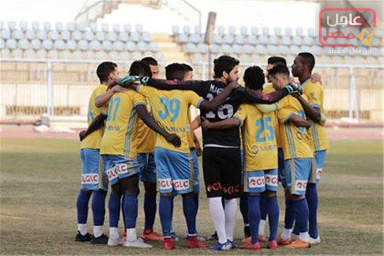 صورة الإسماعيلي يتعادل مع إنبي في الدوري المصري