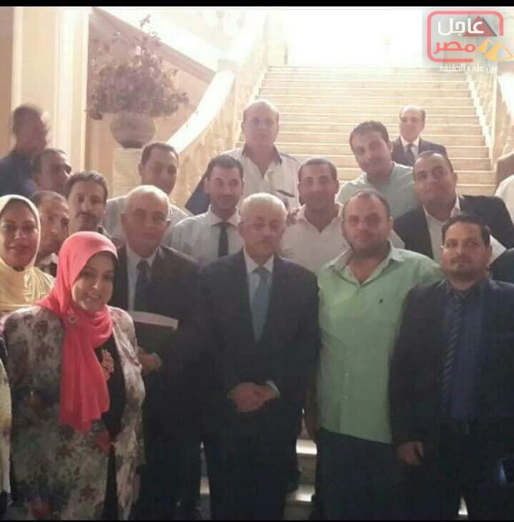 """صورة """"شباب معلمي مصر """": تشيد بقرارات حجازي لحل مشاكل المعلمين"""