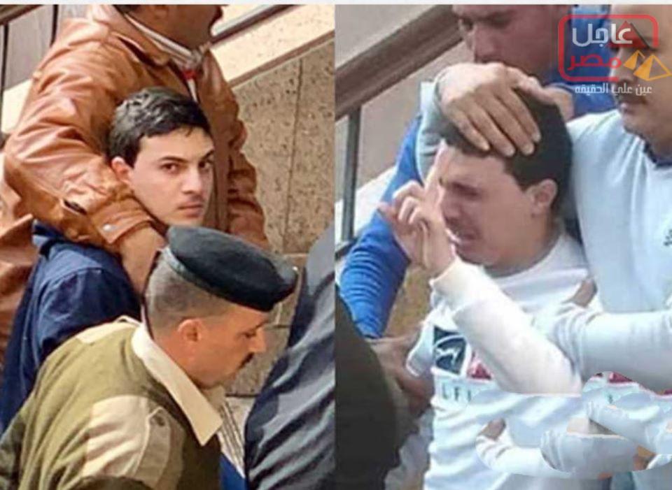 صورة لماذا تغيرت تعبيرات وجه قاتل «شهيد الشهامة» محمود البنا