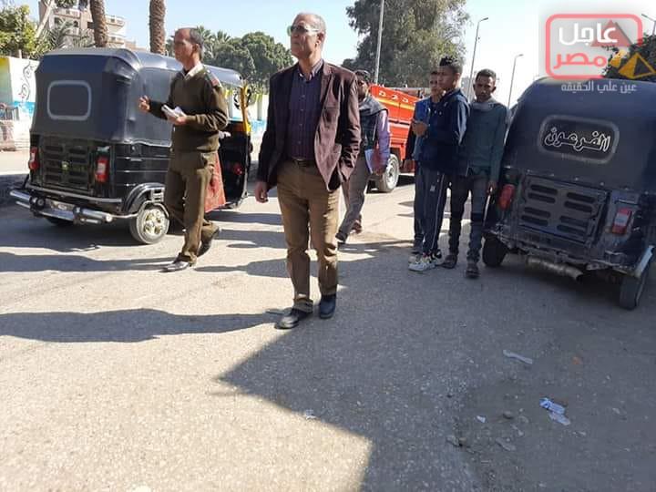 Photo of عبدالقوي يضبط خمسة تكاتك مخالفة قيادة اطفال وسير عكس الاتجاة اليوم بساقلتة