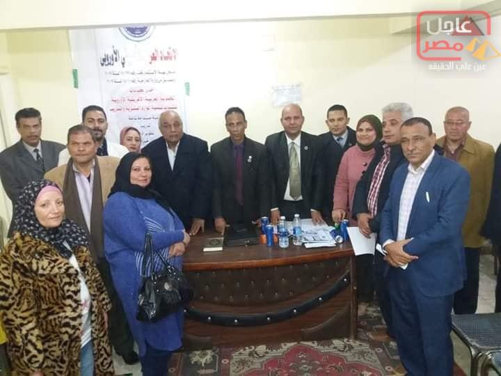 صورة الاتحاد العربي الافريقي الاوروبي للشباب يفتتح فرع بالفيوم