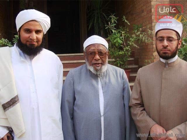 Photo of وداعا العالم الفقيه فقيد مصر والعالم الاسلامي