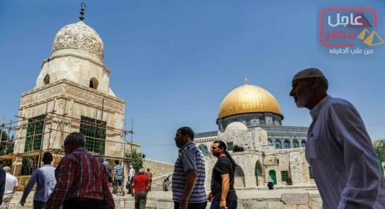 صورة الأردن: فلسطين وعاصمتها القدس الشرقية هي طريق السلام الوحيد