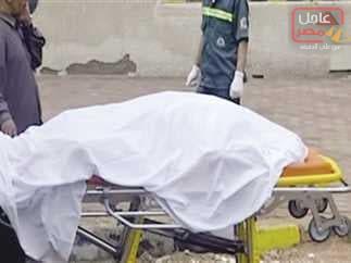 صورة العثور على جثة شاب غريق فى نهر النيل بجزيرة بربر بأسوان