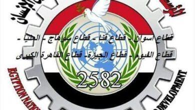 Photo of تكريمات لقطاع قنا بالمؤسسه المصريه الوطنيه.