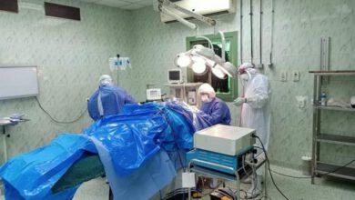 Photo of المكان: مستشفى الدمرداش الزمان: ٢٧ مايو ٢٠٢٠