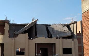 Photo of رحمى محافظ الغربية يشن هجوماً على كل مخالفى البناء بطنطا