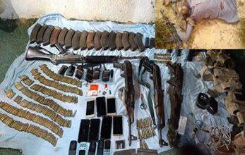 Photo of إستمراراً لجهود القوات المسلحة فى مكافحة الإرهاب