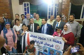 Photo of قريبا سيتم إطلاق أول موقع إلكتروني لدمج ذوي الإعاقة بمصر حملة 15 مليون معاق فرسان الإرادة