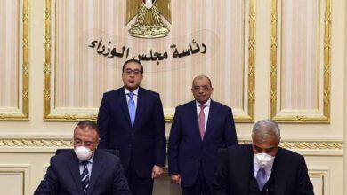"""Photo of يشهد رئيس الوزراء توقيع عقد تسوية وانهاء النزاع حول مشروع """"سان ستيفانو السياحي"""""""