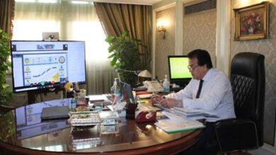 """Photo of وزير التعليم العالي يرأس اجتماع المجلس الأعلى للجامعات عبر """"الفيديو كونفرانس"""""""